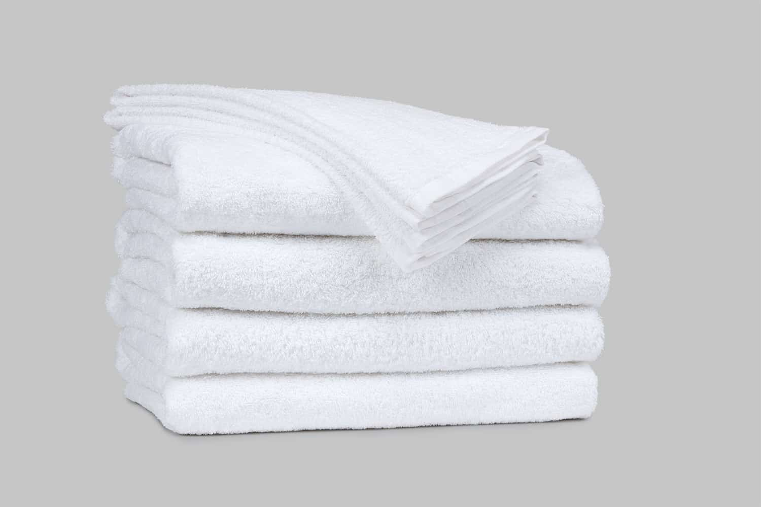 Adonis Towel – White